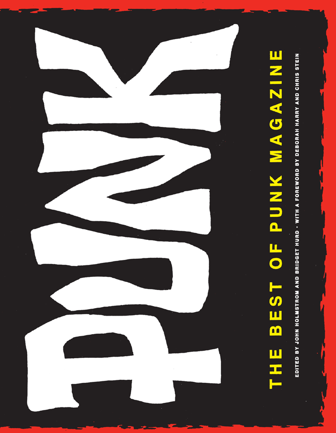 Book Launch: The Best of Punk Magazine edited by John Holmstrom