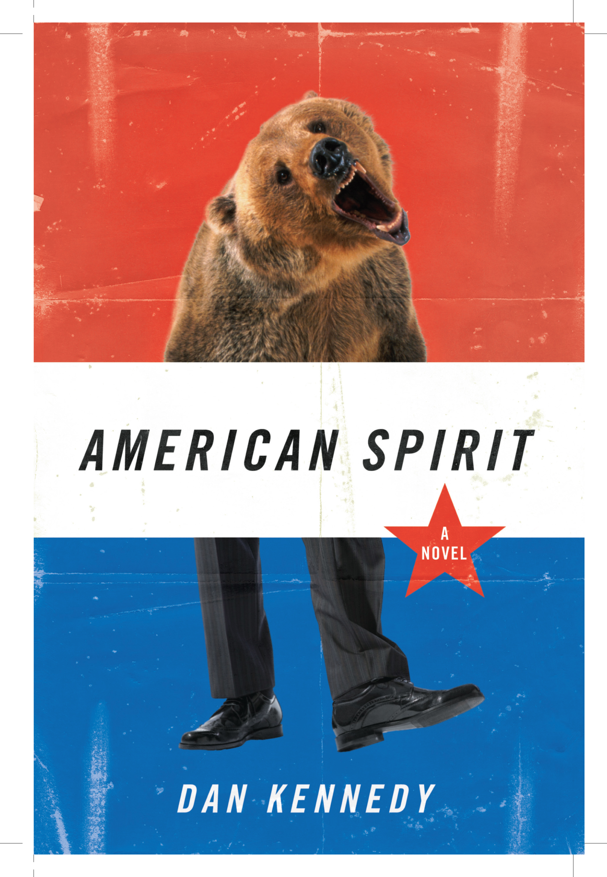 Book Launch: American Spirit by Dan Kennedy 