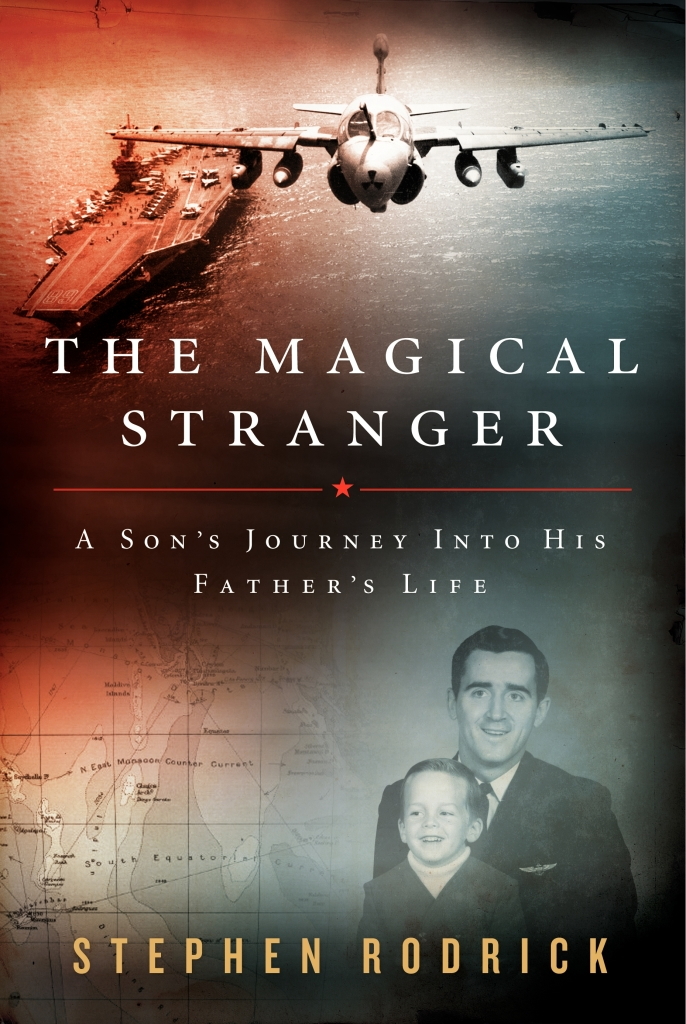 Book Launch: The Magical Stranger by Stephen Rodrick