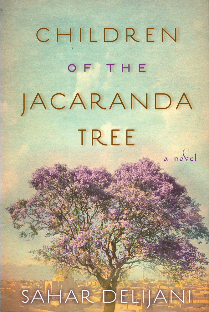Book Launch: Children of the Jacaranda Tree by Sajar Delijani