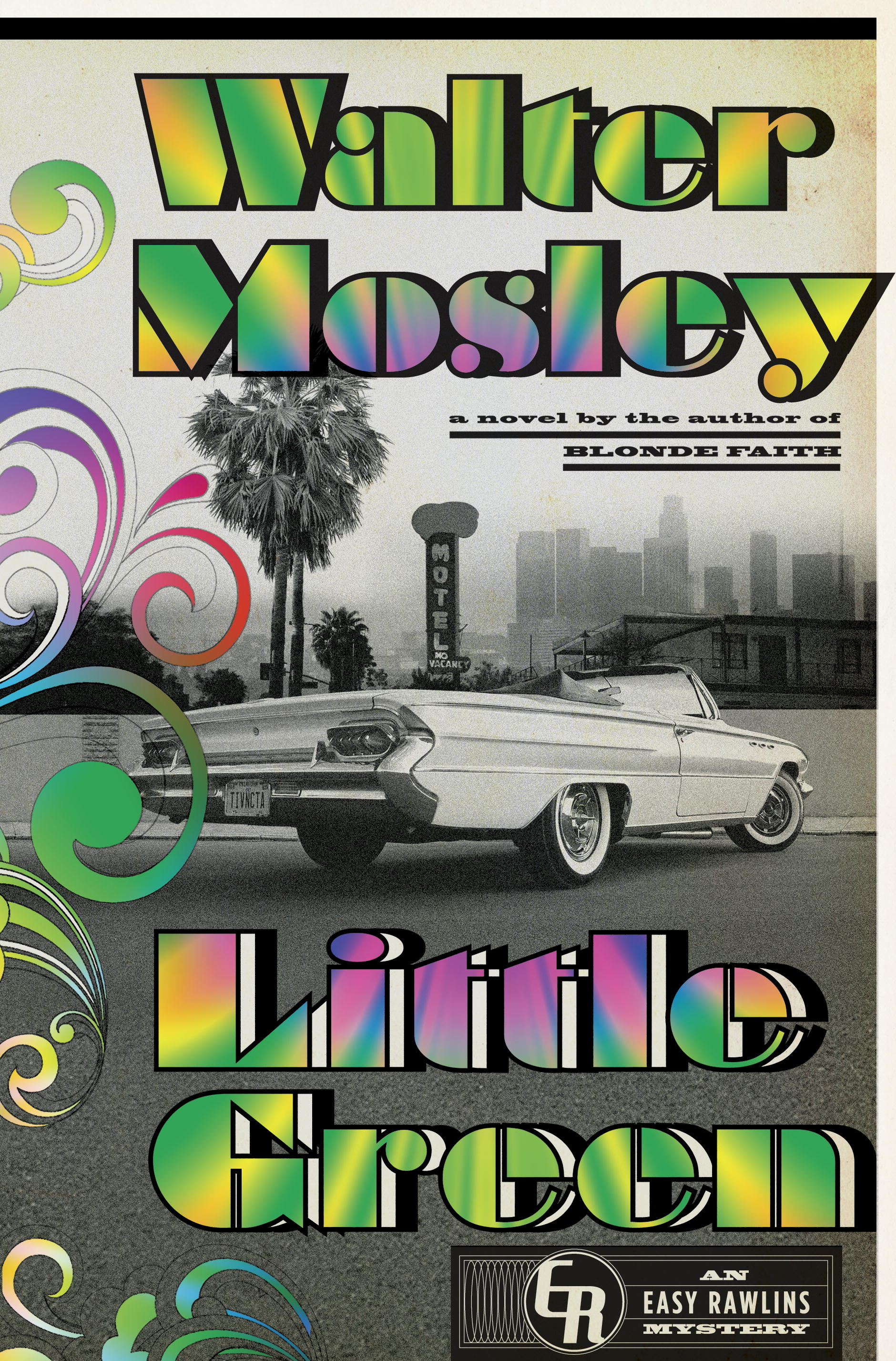 Book Launch: Little Green by Walter Mosley