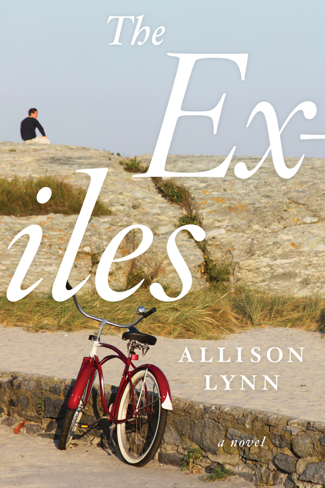 Book Launch: The Exiles by Allison Lynn