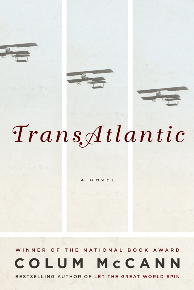 Books Beneath the Bridge: TransAtlantic by Colum McCann