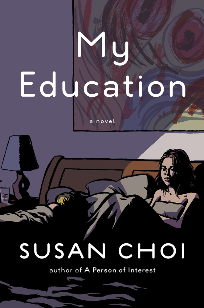 Book Launch: My Education by Susan Choi