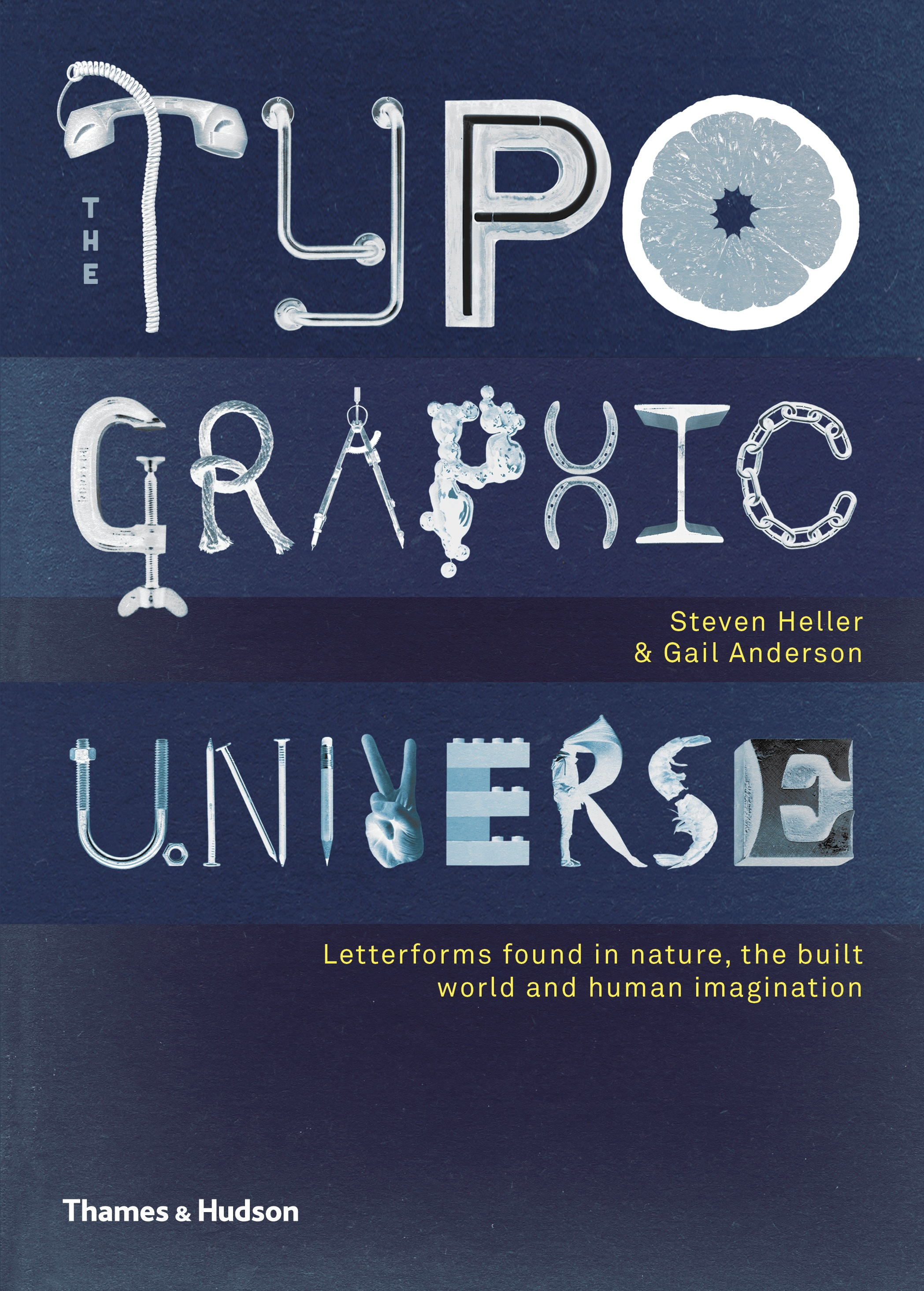 Typographic Universe Book