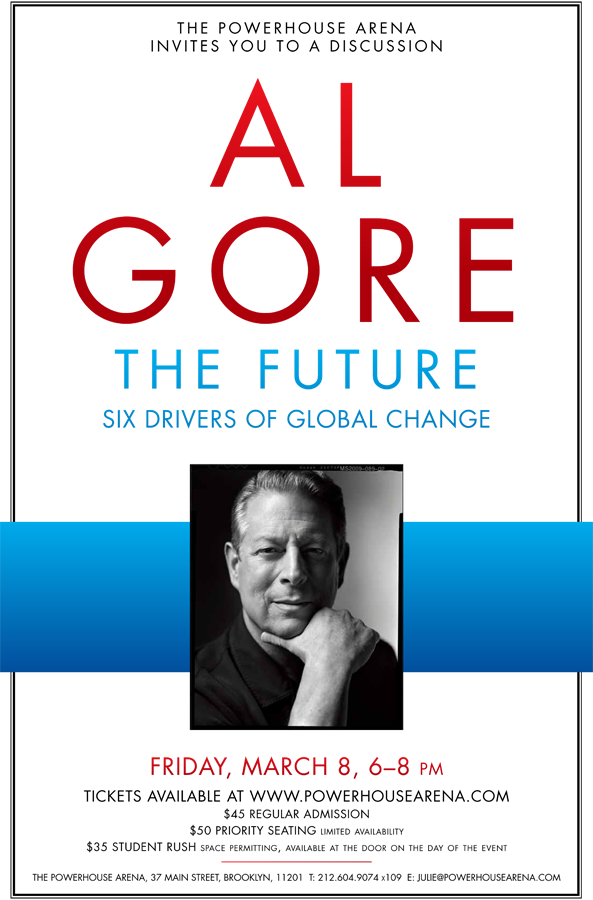Discussion: THE FUTURE Six Drivers of Global Change by Al Gore