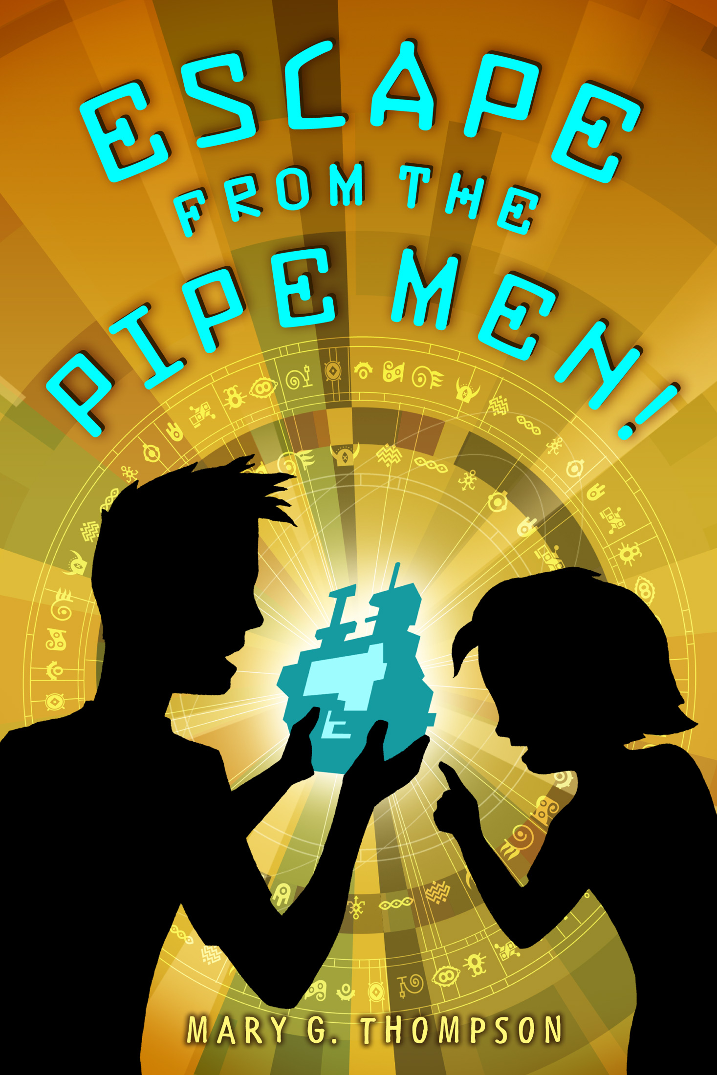 Book Party & Craft Event: Escape from the Pipe Men! by Mary G. Thompson