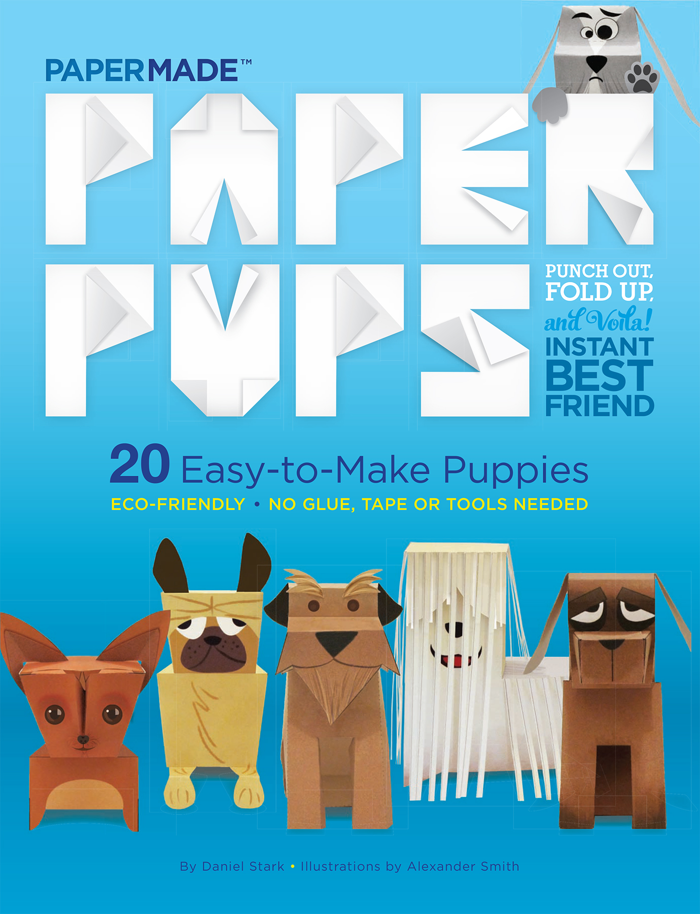 powerHouse Books Launch: Paper Pups by Papermade