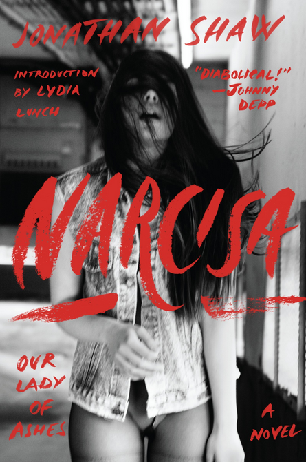 Book Launch: Narcisa: Our Lady of Ashes by Jonathan Shaw