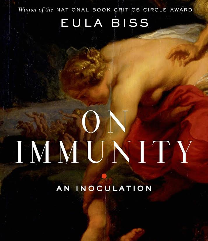 Special Event: Marathon Reading of On Immunity by Eula Biss