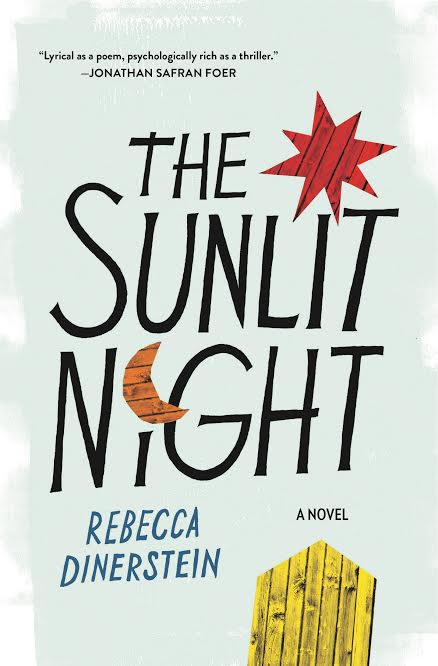 Book Launch: The Sunlit Night by Rebecca Dinerstien