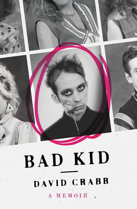 Book Launch: Bad Kid by David Crabb