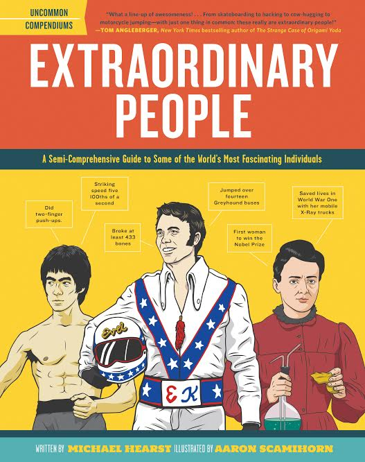 Book Launch: Extraordinary People: A Semi-Comprehensive Guide to Some of the World's Most Fascinating Individuals by Michael Hearst