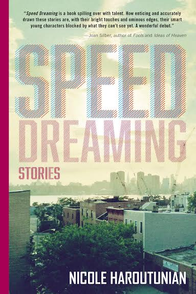 Book Launch: Speed Dreaming by Nichole Haroutunian