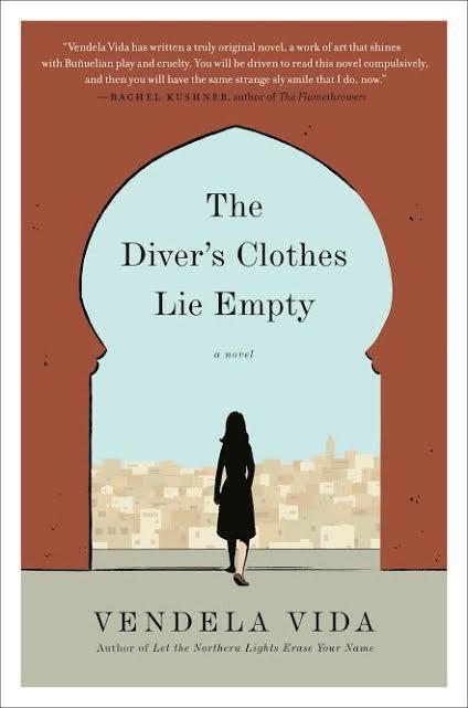 Book Launch: The Diver's Clothes Lie Empty by Vendela Vida