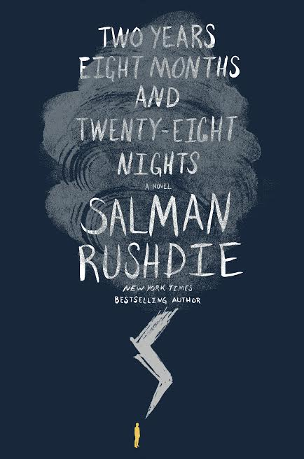 Book Launch:  Two Years Eight Months and Twenty-Eight Nights by Salman Rushdie