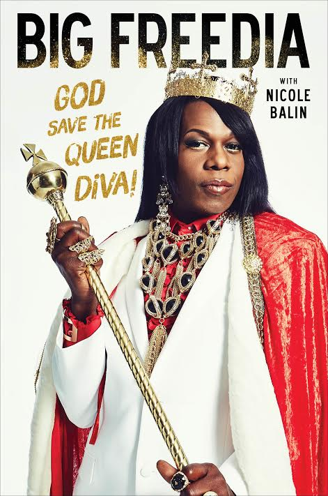 Book Launch: Big Freedia: God Save the Queen Diva! by Big Freedia in conversation with Eric Shorey