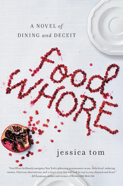 Book Launch: Food Whore by Jessica Tom in conversation with Leiti Hsu