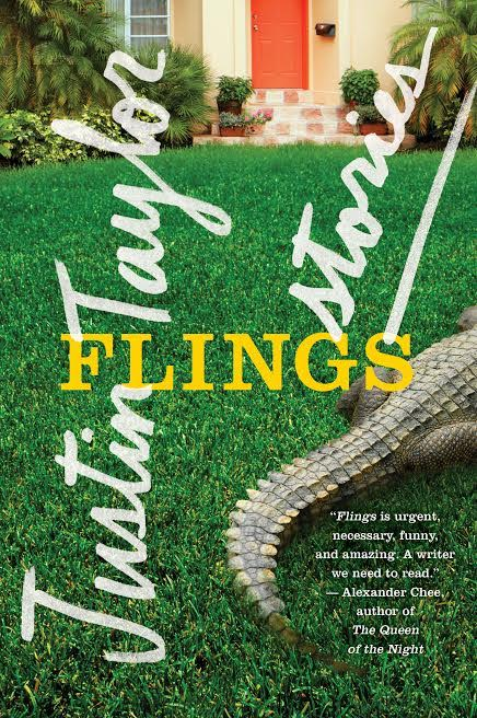 Official Brooklyn Book Festival Bookend Event: Flings by  Justin Taylor in conversation with Adam Wilson