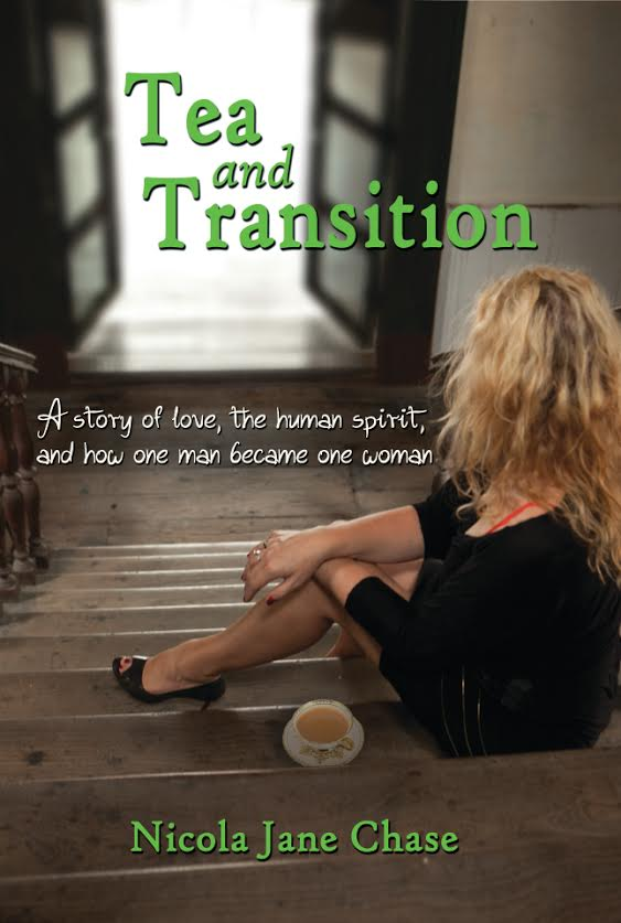 Book Launch: Tea and Transition by Nicola Jane Chase with Frank Zagottis