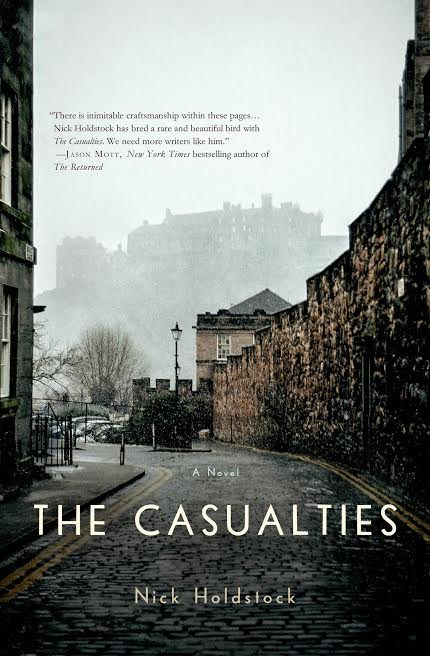 Book Launch: The Casualties by Nick Holdstock
