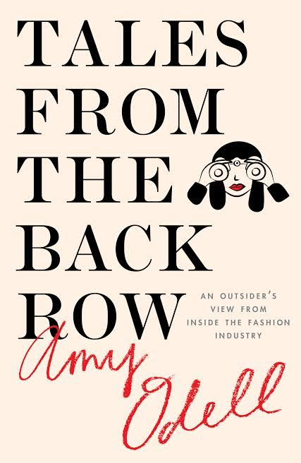 Book Launch: Tales from the Back Row: An Outsider's View from Inside the Fashion Industry by Amy Odell
