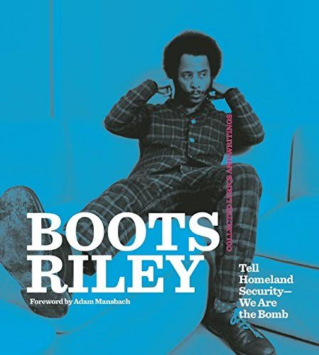 Book Launch: Boots Riley: Tell Homeland Security – We Are the Bomb by Boots Riley