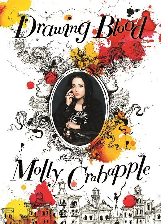 Book Launch: Drawing Blood by Molly Crabapple with Matt Taibbi