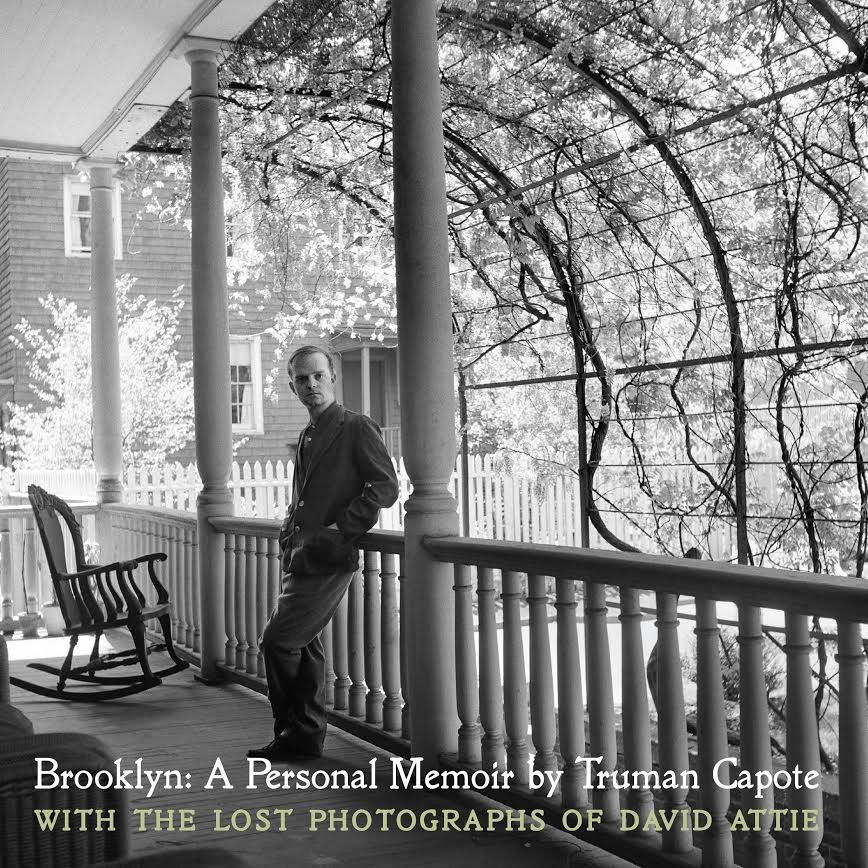 Book Launch: Brooklyn: A Personal Memoir by Truman Capote with the lost photographs of David Attie