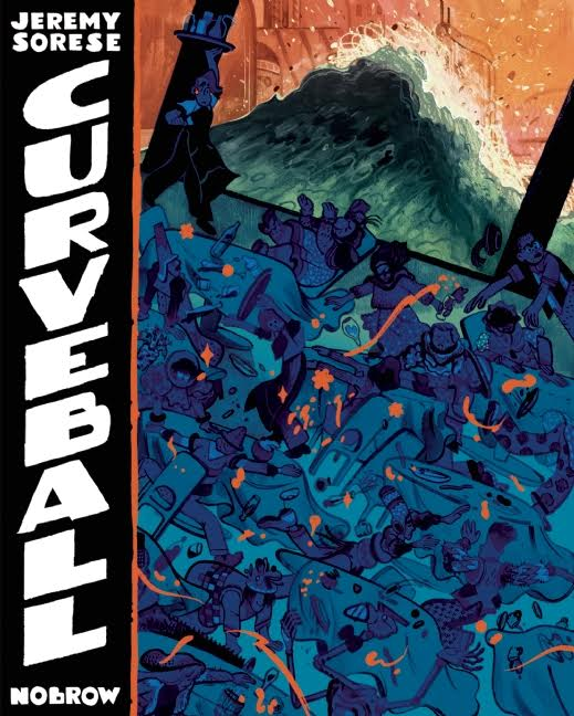 Book Launch: Curveball by Jeremy Sorese