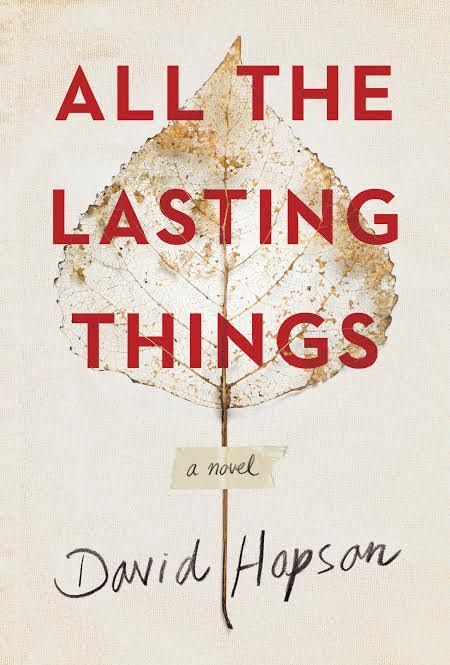 Book Launch: All the Lasting Things by David Hopson