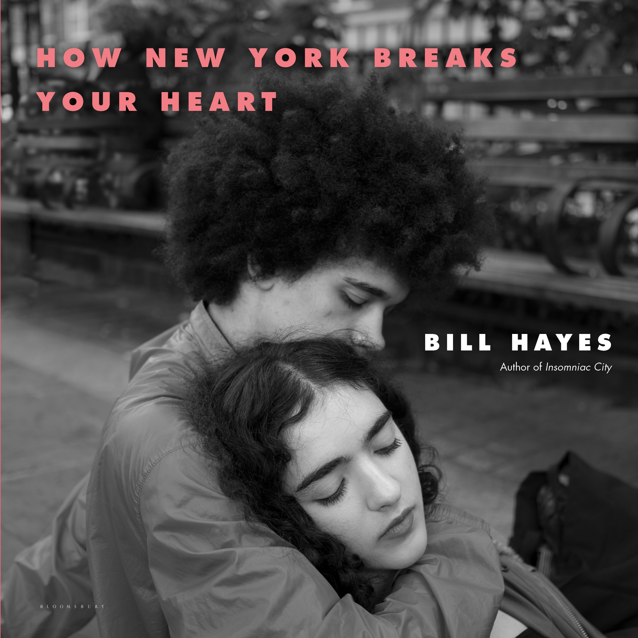 Book Launch: How New York Breaks Your Heart by Bill Hayes — in conversation w/ Vince Aletti