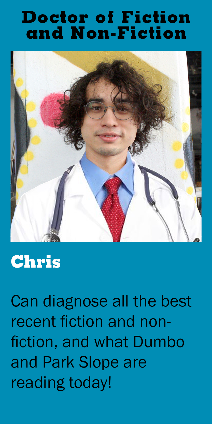 Dr Chris